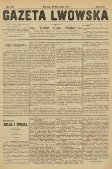 Gazeta Lwowska. 1917, nr192