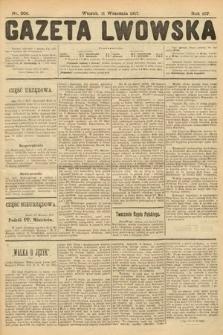 Gazeta Lwowska. 1917, nr206