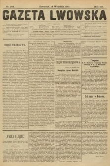 Gazeta Lwowska. 1917, nr208