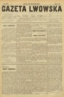 Gazeta Lwowska. 1917, nr216