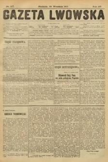 Gazeta Lwowska. 1917, nr217