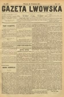 Gazeta Lwowska. 1917, nr218