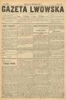 Gazeta Lwowska. 1917, nr222