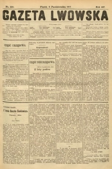 Gazeta Lwowska. 1917, nr226