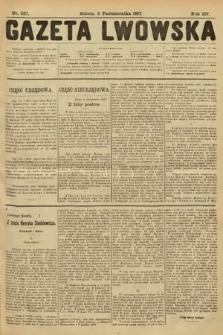 Gazeta Lwowska. 1917, nr227