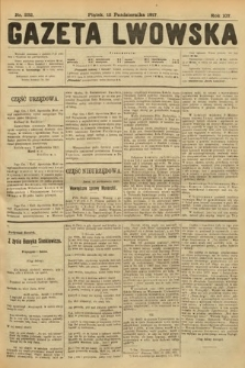 Gazeta Lwowska. 1917, nr232