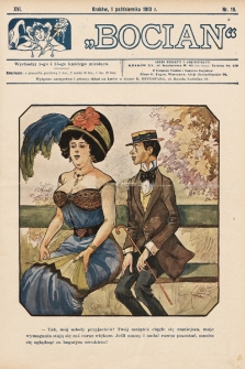 Bocian. 1913, nr19