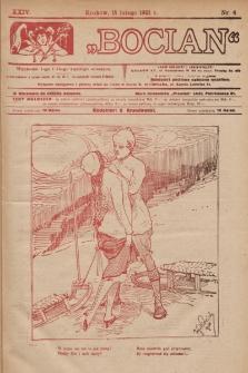 Bocian. 1921, nr4