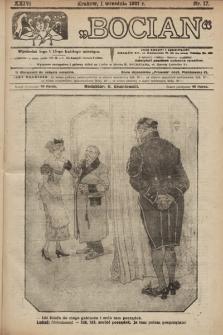 Bocian. 1921, nr17