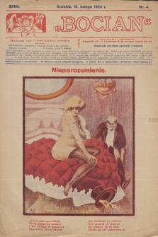 Bocian. 1924, nr4