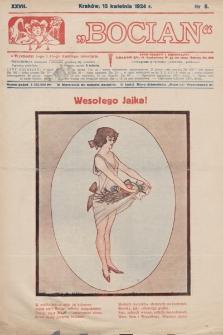 Bocian. 1924, nr8
