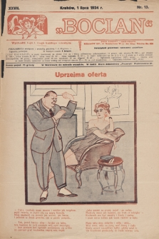 Bocian. 1924, nr13