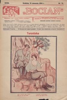 Bocian. 1924, nr16
