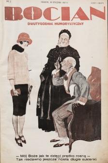 Bocian. 1927, nr2