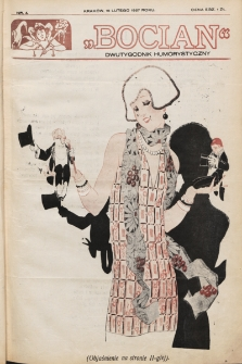 Bocian. 1927, nr4