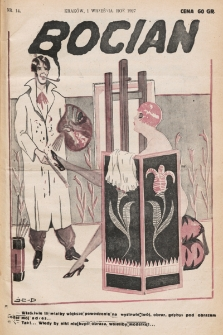 Bocian. 1927, nr14