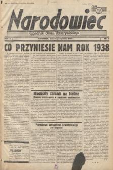 Narodowiec : tygodnik Obozu Wszechpolskiego. 1938, nr2