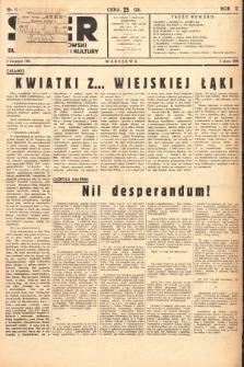 Ster : tygodnik żydowski dla spraw polityki i kultury. 1938, nr12 (58)