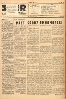 Ster : tygodnik żydowski dla spraw polityki i kultury. 1938, nr15 (61)
