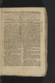 Gazeta Południowo-Pruska. 1800, nr10