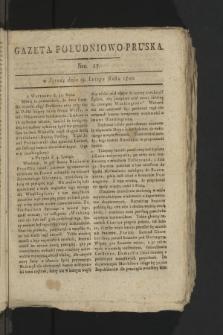 Gazeta Południowo-Pruska. 1800, nr15