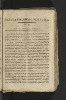 Gazeta Południowo-Pruska. 1800, nr56