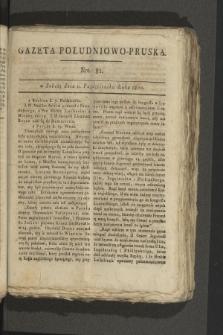 Gazeta Południowo-Pruska. 1800, nr82