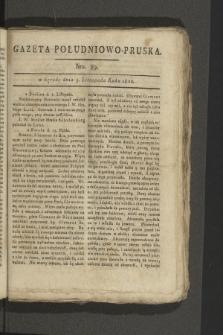 Gazeta Południowo-Pruska. 1800, nr89