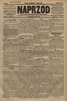 Naprzód : organ centralny polskiej partyi socyalno-demokratycznej. 1909, nr32