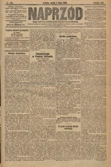 Naprzód : organ centralny polskiej partyi socyalno-demokratycznej. 1909, nr183