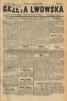 Gazeta Lwowska. 1925, nr256