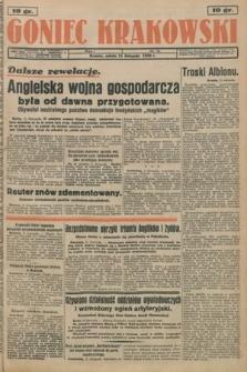 Goniec Krakowski. 1939, nr13