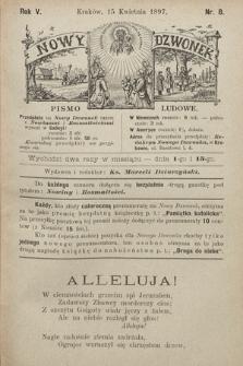 Nowy Dzwonek : pismo ludowe. 1897, nr8
