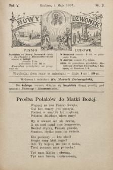 Nowy Dzwonek : pismo ludowe. 1897, nr9