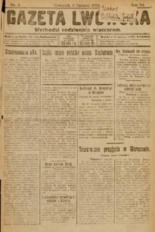 Gazeta Lwowska. 1924, nr2