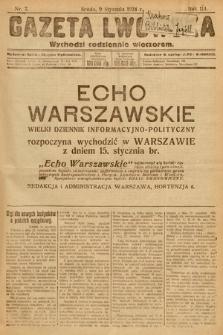 Gazeta Lwowska. 1924, nr7