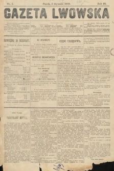 Gazeta Lwowska. 1908, nr1