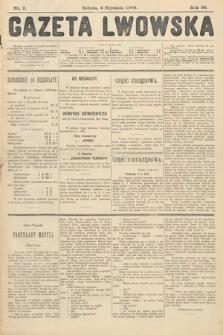 Gazeta Lwowska. 1908, nr2