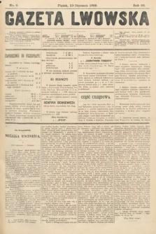 Gazeta Lwowska. 1908, nr6