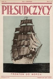 Piłsudczycy. 1934, nr5-6