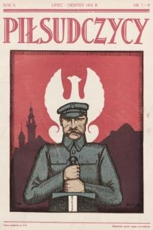 Piłsudczycy. 1934, nr7-8