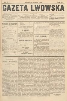 Gazeta Lwowska. 1908, nr7