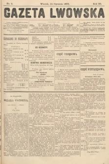 Gazeta Lwowska. 1908, nr9