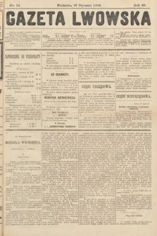Gazeta Lwowska. 1908, nr14