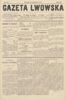 Gazeta Lwowska. 1908, nr15