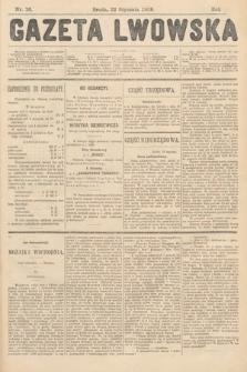 Gazeta Lwowska. 1908, nr16
