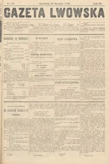 Gazeta Lwowska. 1908, nr17