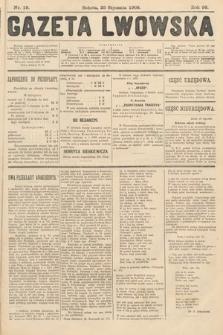 Gazeta Lwowska. 1908, nr19