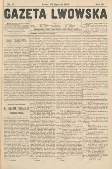 Gazeta Lwowska. 1908, nr22