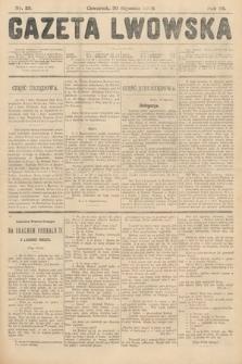 Gazeta Lwowska. 1908, nr23
